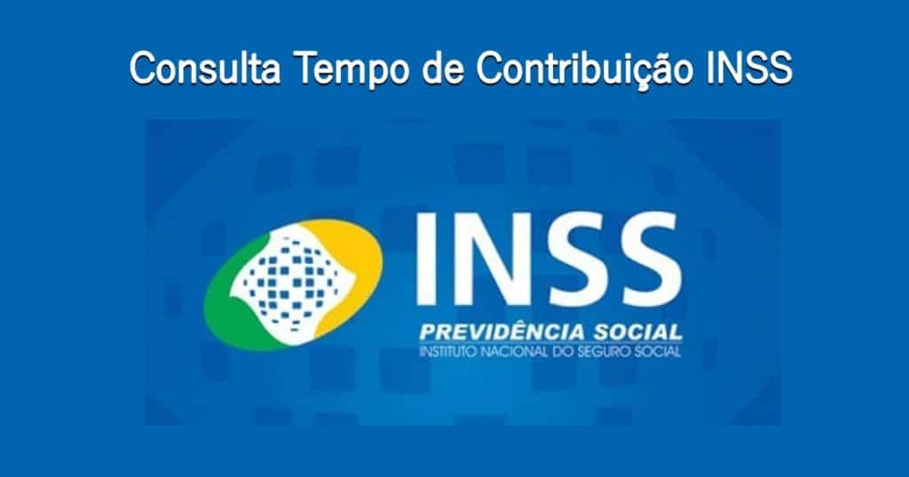 Consulta Tempo de Contribuição INSS